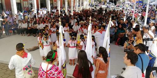 Inauguración encuentro 1 Huasteca 2