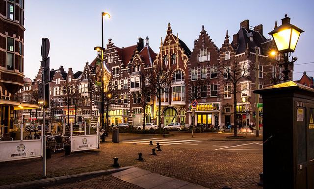 Delfshaven @ Rotterdam 2018