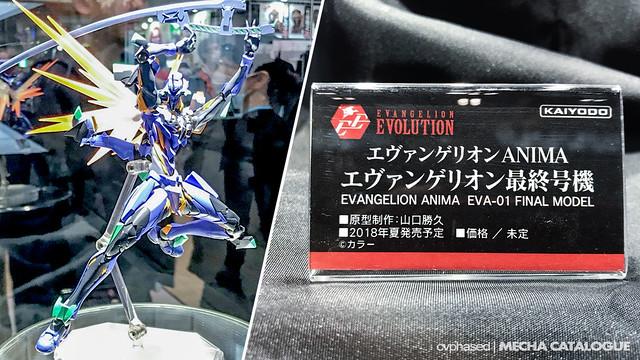 Evangelion Evolution EVANGELION-01 Final Model [Evangelion Anima]