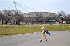 Everett In Flushing Meadows
