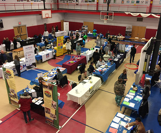 Fri, 03/17/2017 - 13:31 - A photograph of a prior Wyoming County Job Fair