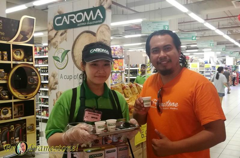 CAROMA Bentong Ginger