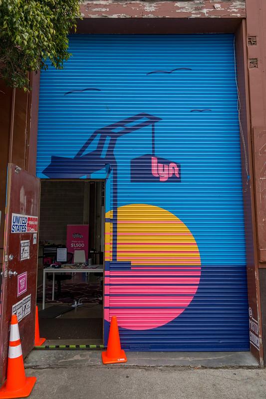 Oakland Lyft Hub