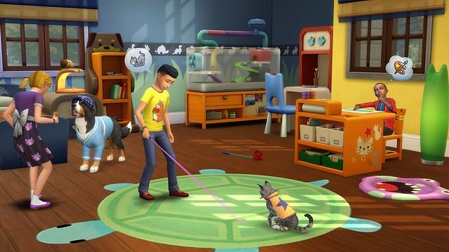 Nova Imagem do The Sims 4 Meu Primeiro Bichinho