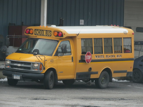 White Plains Bus 433