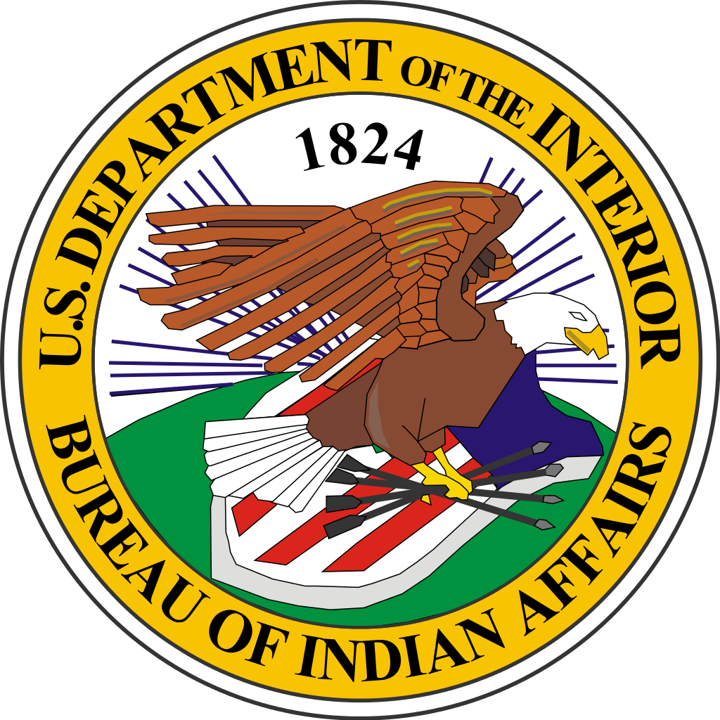 Seal of the Bureau of Indian Affairs