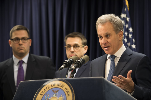 AG Schneiderman Announces Felony Charges Against Mount Vernon Mayor