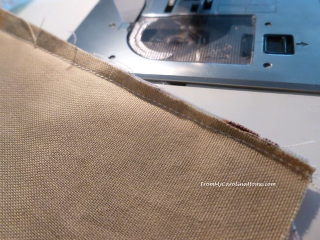 Sewing mistakes at From My Carolina Home