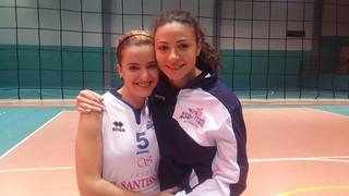 Ivana Cazzetta e Grazia Spinelli