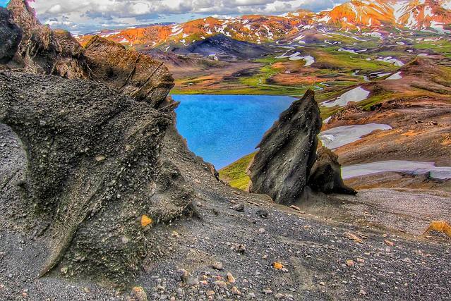 Republic of Iceland - Landscape - Hiking Trail