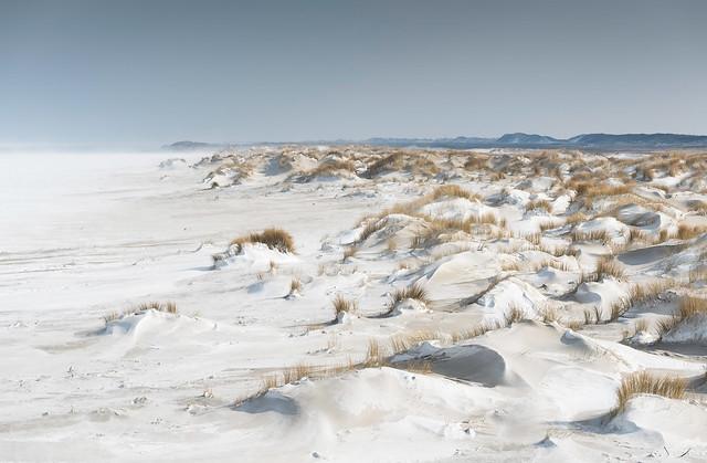 Snowy Dutch Mountains