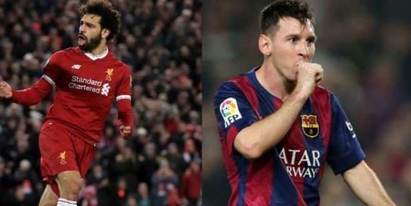 Jurgen Klopp Tidak Ingin Bandingkan Mohamed Salah Dengan Lionel Messi