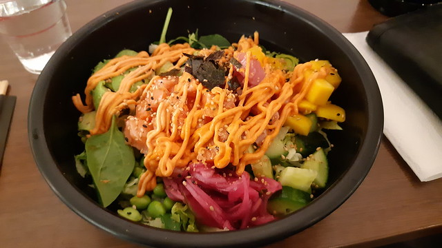 Chili and Soy - Poké Bowl