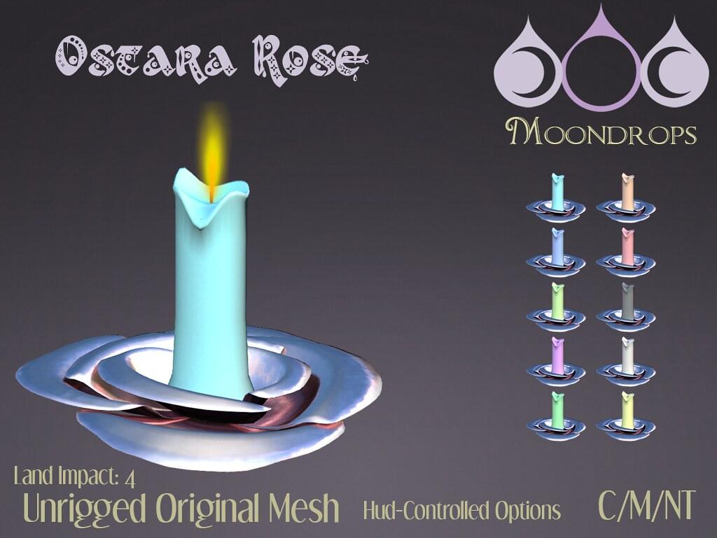 Ostara Rose - TeleportHub.com Live!