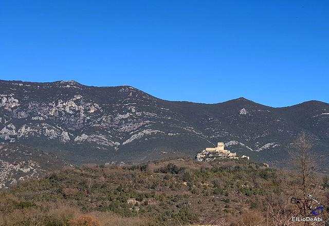 Subimos hasta el Castillo de Ocio (1)