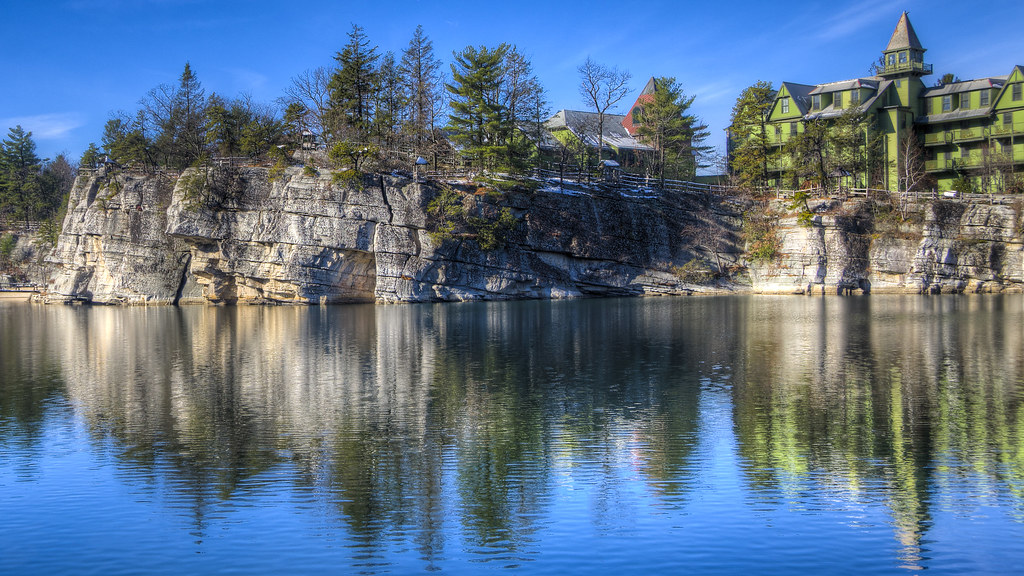 Mohonk Reflections I