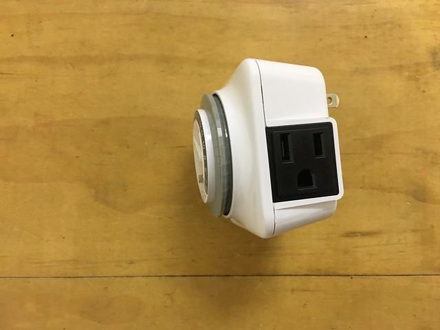 側邊有插座@SAMPO聲寶計時器 (EP-UN1BT/EP-U142T)