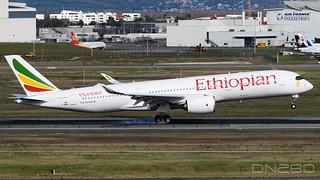 Ethiopian A350-941 msn 198