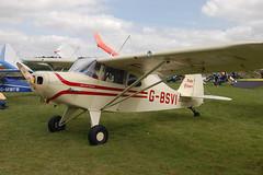 G-BSVI Piper PA-16 [16-186] Popham 020509