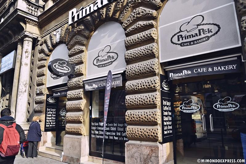Prima Pek, Budapest