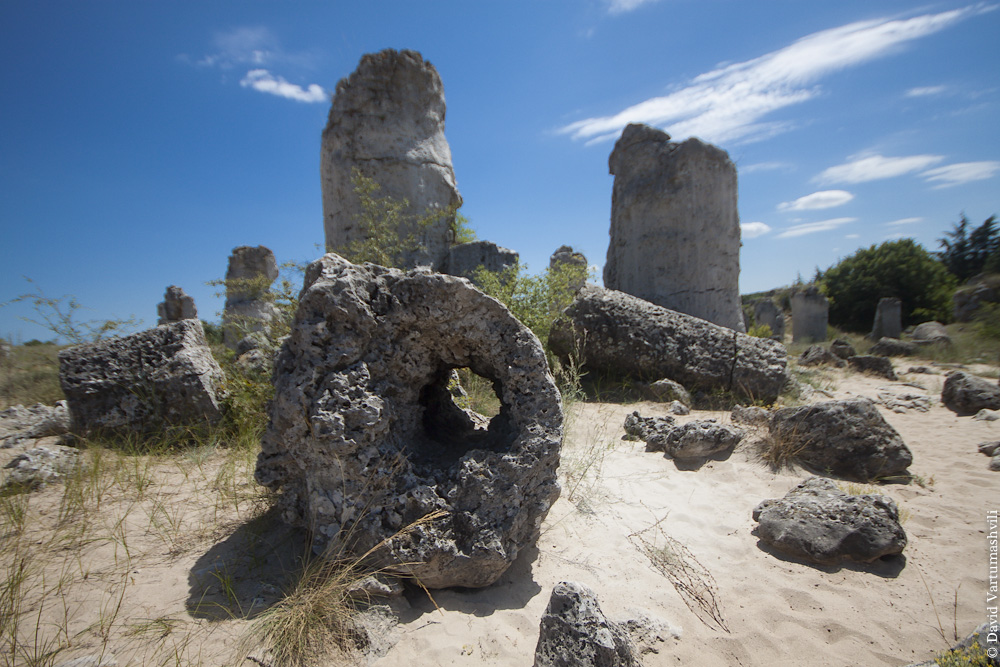 Болгария, Каменный лес
