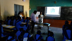 Adolescent Health Education Program Karnataka