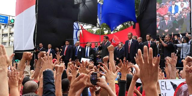 Venezuela recebe a XV Cúpula da Aliança Bolivariana para os Povos da Nossa América