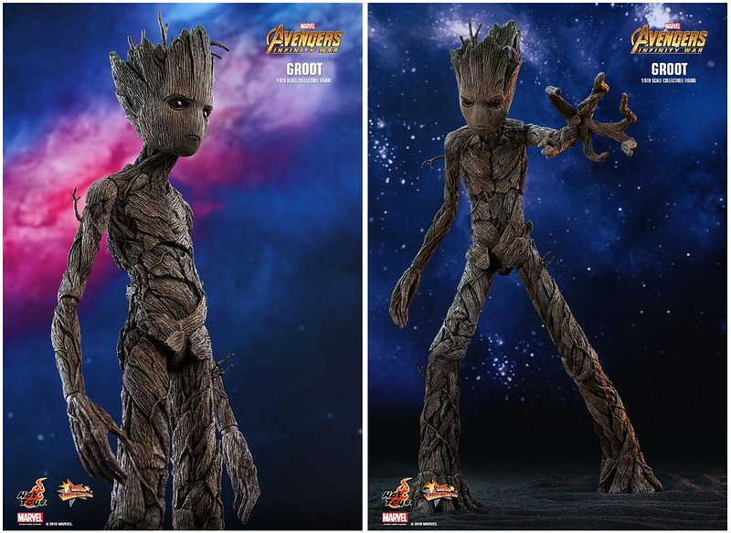 HOT TOYS TEEN GROOT 02