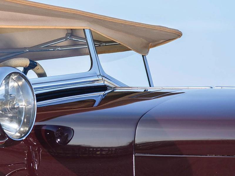 1933 Isotta Fraschini Tipo 8A Dual Cowl Sports Tourero