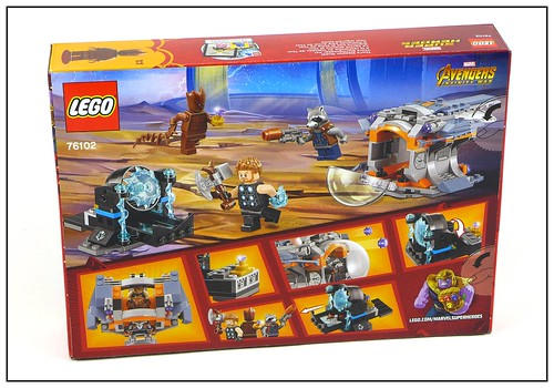 LEGO 2018 Marvel Super Heroes Avengers Infinity War box 06
