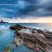 Cap Dramont ... Face to Face ( Island Vs Sunset ) by Yannick Lefevre