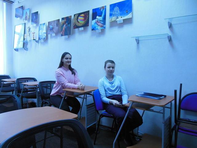 Бочкарёва Татьяна и Майорова Елизавета