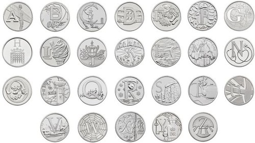 2018 10 pence 26 designs