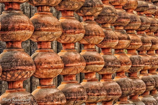 Decorative Pot Fence