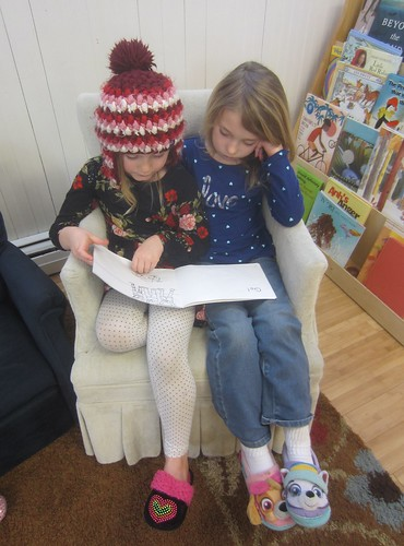 reading to each other