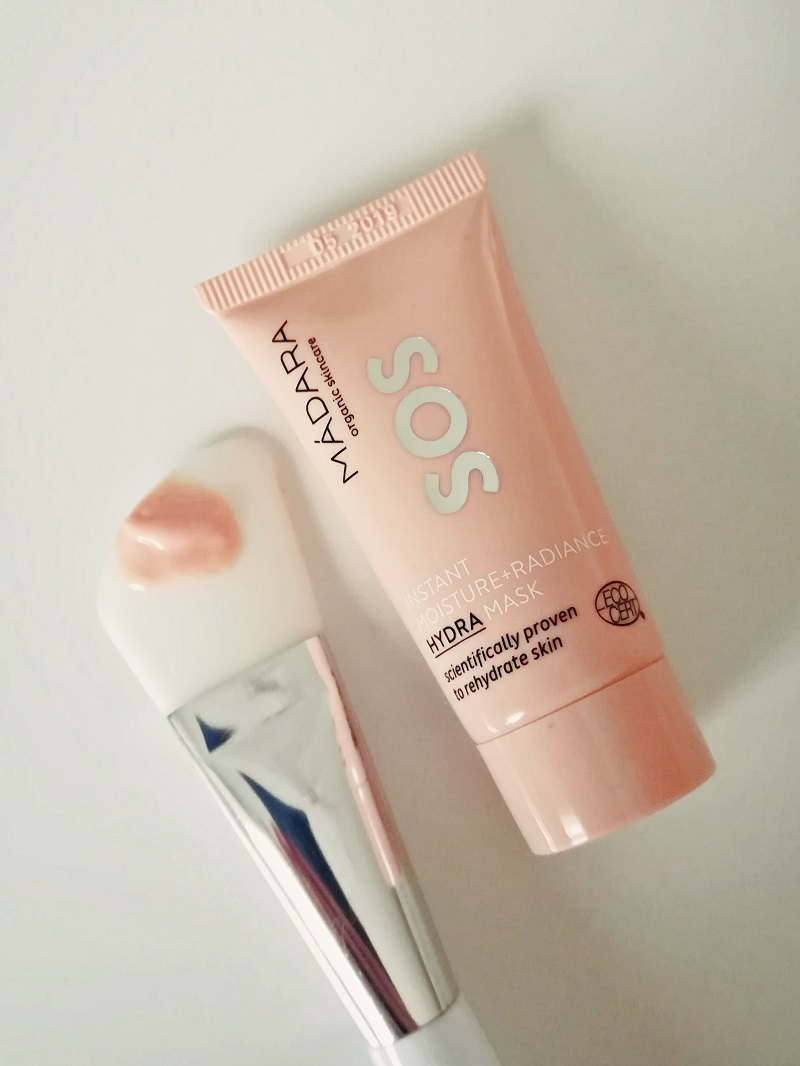 MADARA SOS - INSTANT MOISTURE&RADIANCE HYDRA MASK