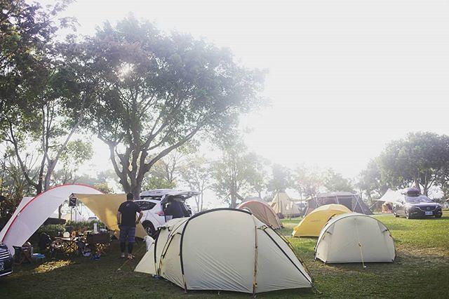 20180303 早安 帳篷會 #歐北露 #campinglife #ilovecamping #2018tentparty