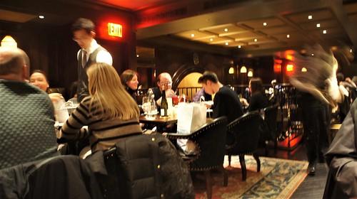 The NoMad Bar Fondue