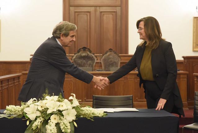 Assinatura de Protocolos com Câmaras Municipais
