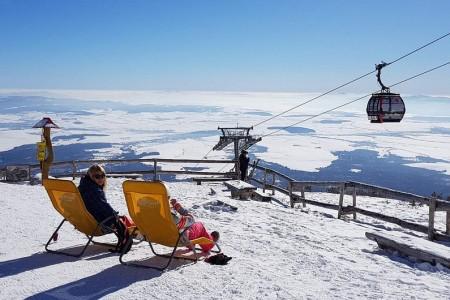 SNOW tour: Vysoké Tatry – nejdelší sjezdovka i jízda na skútru