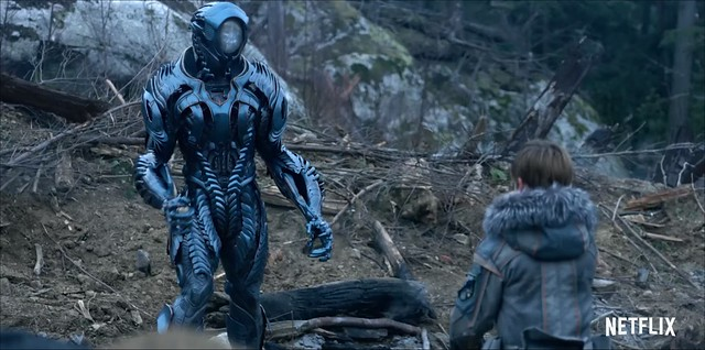 Lost In Space - Rob The Robot