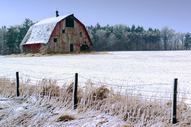 Frosty Smyth Road Barn
