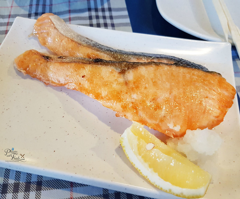 nihonkai old klang road salmon with butter