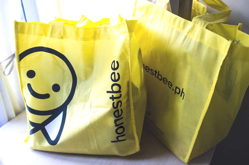 Honestbee Grocery Delivery Metro Manila Philippines