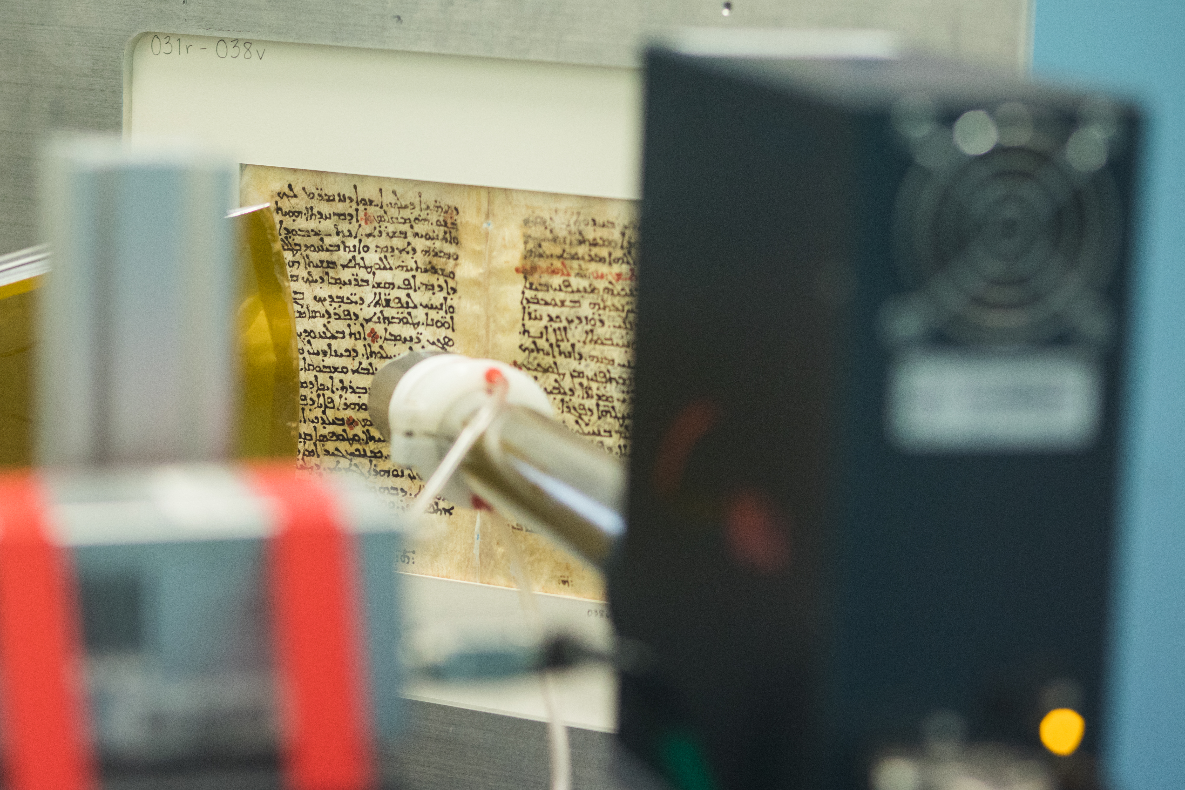Global Team Uncovers Ancient Medical Texts Using X-Ray Imaging at SLAC