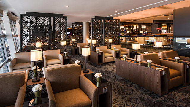 Malaysia Airlines\' Satellite Golden Lounge reopens – Business Traveller