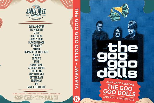 Goo Goo Dolls - Jakarta