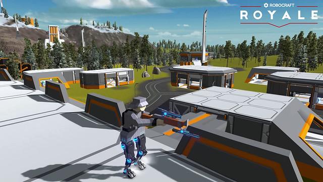 Robocraft Royale - Scharfschütze