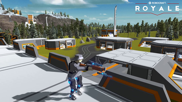 Robocraft Royale - 스나이퍼