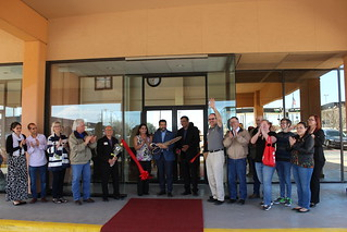 Ribbon Cutting: Red Lion's Hotel